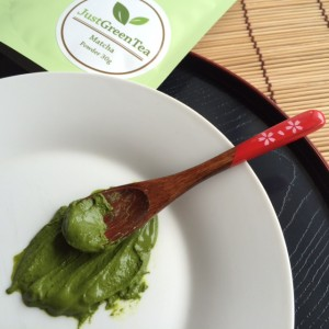 Anti-aging & Whitening – Matcha face mask